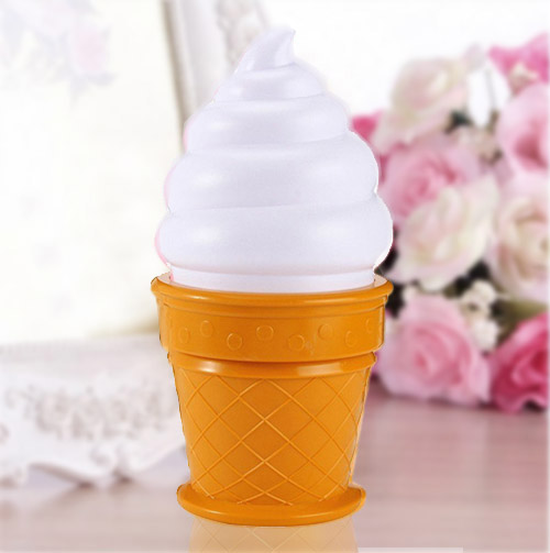 Ice Cream Night Light Wit