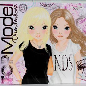 topmodel-vriendenboek-a