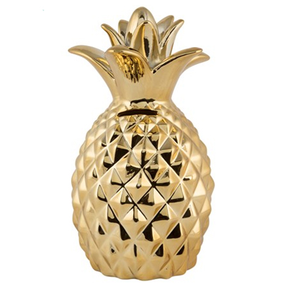 Spaarpot Gouden Ananas